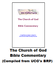 ChurchofGodBibleCommentary