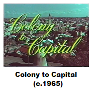Colony to Capital