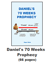 Daniel's70WeeksProphecy
