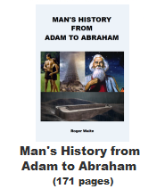 Man'sHistoryfromAdamtoAbraham