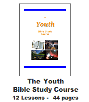 TheYouthBibleStudyCourse