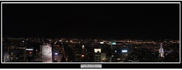 14 - New York at Night (View North)