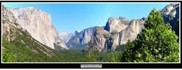 2 - Yosemite National Park (View to El Capitan)