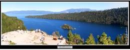 7 - Lake Tahoe (Emerald Bay)
