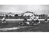 08 - Qld v NSW at the Exhibition Ground in the 1920's