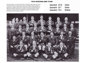 14 - 1924 Queensland team that first whitewashed NSW in at least 3 games