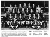 25 - 1951 Queensland team