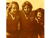 113 - Greg Veivers, Gary Prickett & Darryl Brohman in South Qld jerseys (Gold)