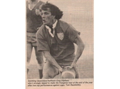115 - Greg Oliphant playing for South Queensland v NSW Country (late 70's)