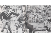 117 - Des Morris playing for South Queensland v NSW Country (late 70's)