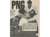 119 - 1981 South Queensland v PNG (Mal scores 30 points)