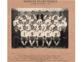 17 - 1969 Brisbane team photo