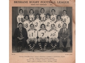 20 - 1973 Brisbane team photo