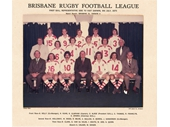 22 - 1975 Brisbane team photo
