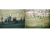 42 - A 1960 game at Lang Park between Brisbane and North Qld