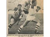 48 - Glenn Harrison for Brisbane v Toowoomba in the early 70's