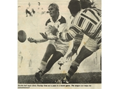 52 - Chris Thorley for Brisbane v Toowoomba in the early 70's