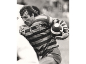 67 - Norm Carr playing for Brisbane
