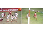 82 - Brad Backer's two tries in Brisbane's semi-final win against Qld Country