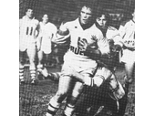 85 - Des Morris in a 1980 Tooth Cup game against Manly