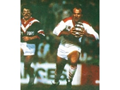 99 - Wally Lewis playing for Brisbane against Easts in the 1984 Panasonic Cup final