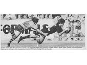 100 - Alan Bracken scores for Souths in their 1979 Preliminary Final win against Easts