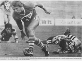 102 - A young Wally Lewis playing for Valleys