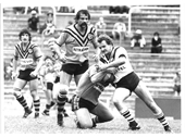 123 - Mick Reardon for Souths against Easts