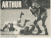 130 - Artie Beetson playing for Redcliffe