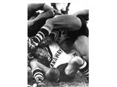 149 - Bill Johnstone back in the day when scrums really were a contest