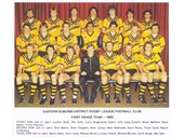 170 - 1983 Easts team