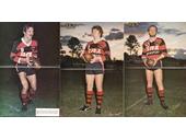 96 - Norm Carr, Paul Vautin and Gary Prickett