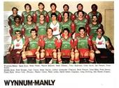 196 - 1984 Wynnum team