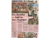 214 - Souths win the 1985 Grand Final