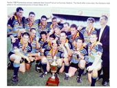256 - Norths win the 1998 Queensland Cup