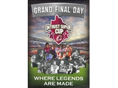 261 - Queensland Cup Grand Final day poster