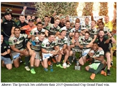 272 - Ipswich celebrates winning the 2015 Queensland Cup