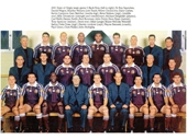 101 - 2001 Queensland State of Origin team