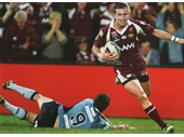 112 - 2008 State of Origin series - Darius Boyd scores for Queensland