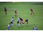120 - 2011 State of Origin Game 3 - Cameron Smith takes off from dummy half