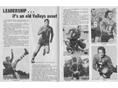 64 - Early 70's Valleys players