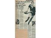 78 - Wayne Bennett playing for Souths