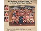86 - 1977 Redcliffe team