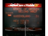35 - 1983 State of Origin series - The Gobsmacking scoreline during Game 3 at one stage