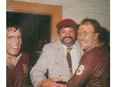 42 - 1984 State of Origin series - Coach and players celebrate series win