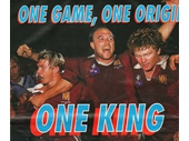 52 - 1987 State of Origin series - Queensland celebrates winning the decider