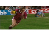 69 - 1989 State of Origin series - Alan McIndoe scores for Queensland