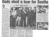 31 - Article on Souths before the merger with Logan