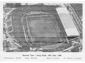 67 - Lang Park in 1966 after the Frank Burke Stand was built (1962)