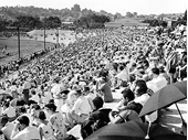 68 - The Outer at Lang Park during the 1960's